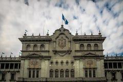 Guatemala nationell slott - Guatemala City, Guatemala Royaltyfri Foto