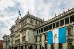 Guatemala nationell slott - Guatemala City, Guatemala Royaltyfria Foton