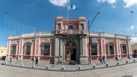 GUATEMALA -NOVEMBER 21, 2017: Supreme Electoral Tribunal Building in Guatemala City. Supreme Electoral Tribunal Building in Guatemala City Royalty Free Stock Photo