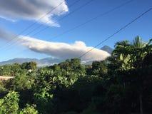 Guatemalaanse mist Stock Foto