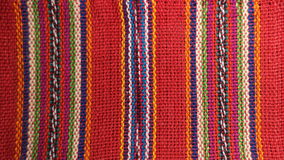 Guatemalan Handcraft and Colors Royalty Free Stock Photography
