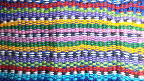 Guatemalan Handcraft and Colors Royalty Free Stock Images