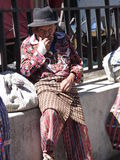 Guatemalan Man Royalty Free Stock Photos