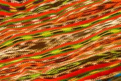 Guatemalan textiles Stock Image