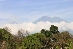 Guatemalan Volcanoes Royalty Free Stock Image