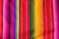 Guatemalansk torkduketextil Royaltyfri Foto
