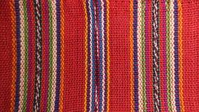 Guatemalteke Handcraft und Farben Lizenzfreie Stockfotografie