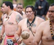 Guatu-Miliampère-cu de Concilio Taíno um Borikén Imagem de Stock Royalty Free