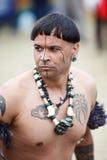 Guatu-Miliampère-cu de Concilio Taíno um Borikén Imagens de Stock