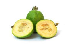 guava ananas Zdjęcia Royalty Free