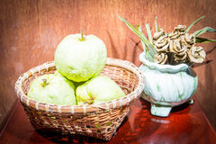 Guava apple Stock Photos