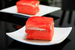 Guava Cake Stock Image
