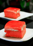 Guava Cake Royalty Free Stock Photos