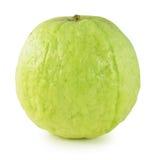 Guava fruit on isolated white background Royalty Free Stock Photo