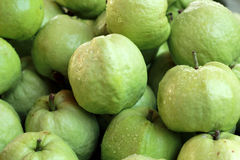 Guava fruit in the market Royalty Free Stock Photo