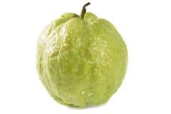 Guava fruit on white background. Royalty Free Stock Photos