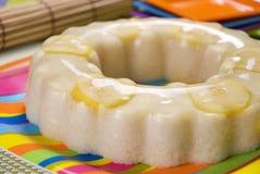 Guava jelly dessert Stock Image
