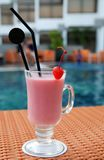 Guava juice Royalty Free Stock Image