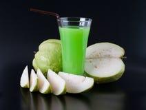 Guavas juice Stock Photos