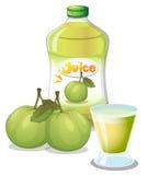 Guava juice Stock Photo