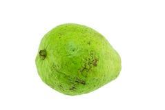 Guava owoc odizolowywająca na białym tle Zdjęcia Royalty Free