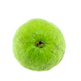 Guava owoc odizolowywająca na białym tle Obrazy Stock