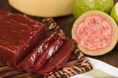 Guava Sweet, Goiabada Stock Image