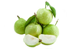 Guava (tropical fruit) Royalty Free Stock Photography
