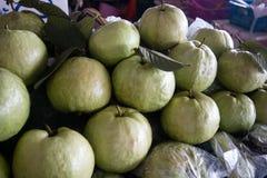 Guava typ tropikalne świeże owoc obrazy stock