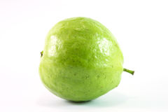 Guava on white background. Asia Stock Image