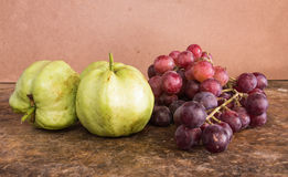 Guava winogrona Obraz Stock