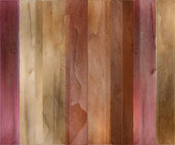 Guava wood and watercolor background