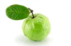 guavas предпосылки белые Стоковое Фото