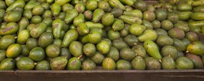 Guavas для продажи Стоковая Фотография