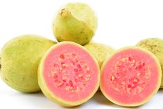 Guavas Stock Photo