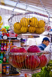 Guavas and Apples Royalty Free Stock Images