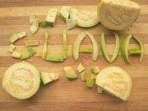 Guavas Royalty Free Stock Photography