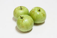 Guave (tropische Frucht) Lizenzfreies Stockbild