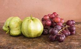 Guaventrauben Stockbild
