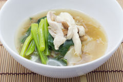 Guay Teow Rad Na, Thai Food Style Royalty Free Stock Image