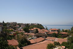 Guay van Antalia Stock Foto