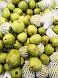 Guayaba amarilla dulce foto de archivo