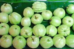 Guayaba verde de la manzana Fotografía de archivo