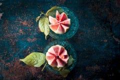 Guayabas del guajava del Psidium Foto de archivo libre de regalías