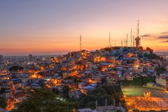Guayaquil, Ισημερινός Στοκ φωτογραφίες με δικαίωμα ελεύθερης χρήσης