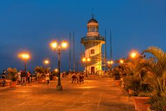 Guayaquil, Ecuador imágenes de archivo libres de regalías