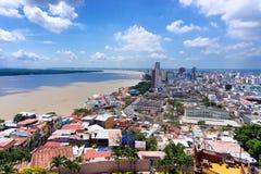 Guayaquil and Guayas River Stock Photos