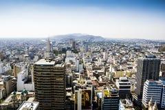 Guayaquil miasta widok od above Zdjęcie Royalty Free