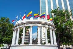 Guayaquil Rotonda Obraz Stock