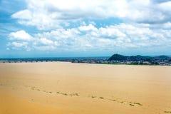 Guayas River View Royalty Free Stock Image